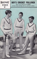 cricket jumpers for boys bestway 1940s