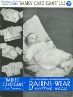 vintage knitting patterns for baby