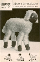 bestway  822 lamb knitting patterns