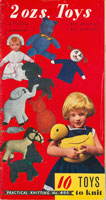 vintage toy knitting patterns