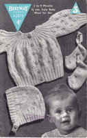 baby knitting pattern for baby cardigan