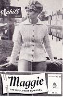 aran ladies knitting patterns