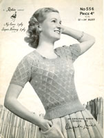 ladies summer top knitting patterns