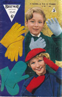 childs glove knitting patterns