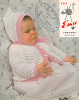 vintage baby knittting patterns