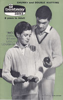 cricket jumper knitting patterns 1950s