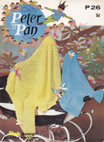 vintage baby shawl knitting patterns