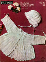 crochet pattern for baby