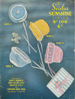 vintage baby bootee knitting patterns