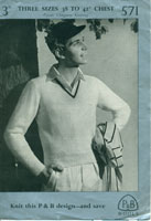 vintage boys cricket jumper knitting patterns