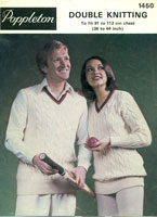 vintage cricket knitting patterns