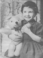 vintage knitting pattern for teddy bear