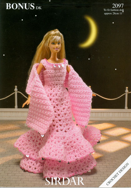 Doll Crochet Patterns | Knit Wits offering knitting, crochetting