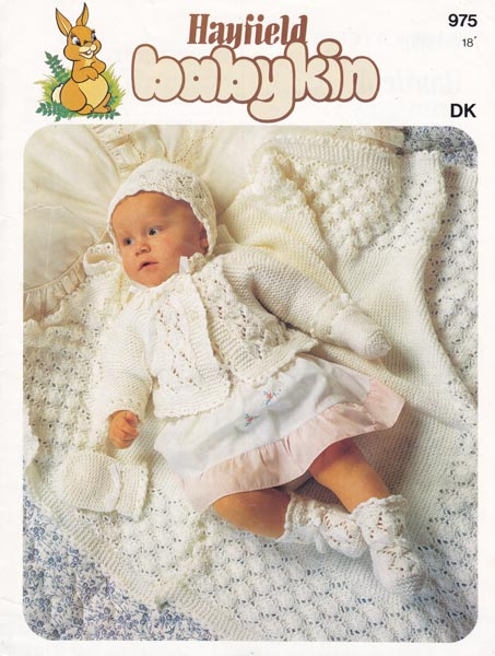 4ply baby patterns - 4ply Pattern 1821 - Babies & Toddlers