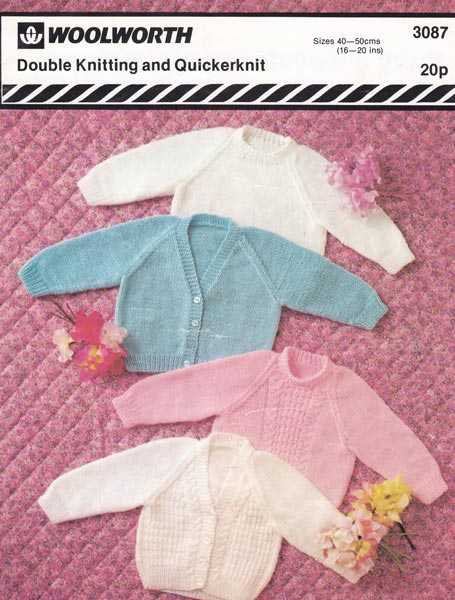 Hand Knitted Baby Clothes - Prem Baby Size MORE PREM CLOTHES