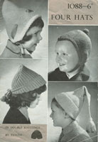 vintage knitting pattern