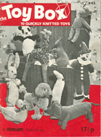 vintage knitted toy patterns