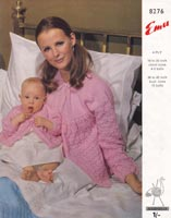 vintage knitting patterns for c