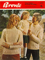 aran knitting patterns