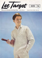 vintage mens cricket jumper 1960