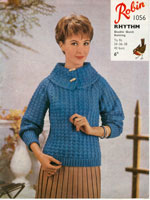 1950's sweater knitting patterns