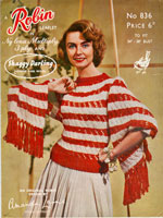 1950's ladies knitting patterns