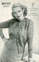 vintage fair sile knitting patterns