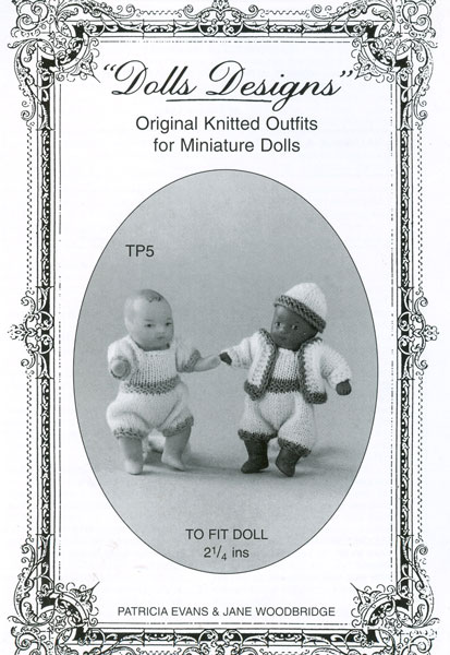 Doll Patterns | StockCharme Dolls