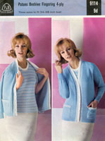 ladies cardigan knitting patterns