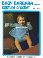 vintage crochet baby patterns