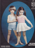 vintage childs dress patterns crochet