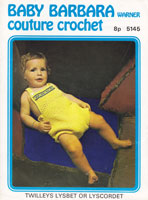 vintage baby crochet patterns