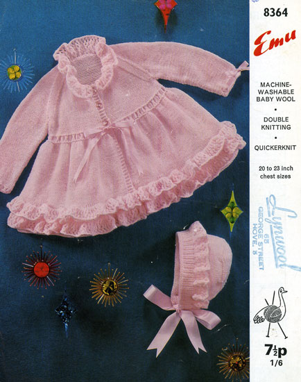 Free Doll Clothes Patterns | Free Vintage Knitting Patterns