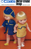 Knitting Pattern for dolls clothes