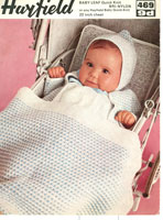 vintage pram cover and jacket
