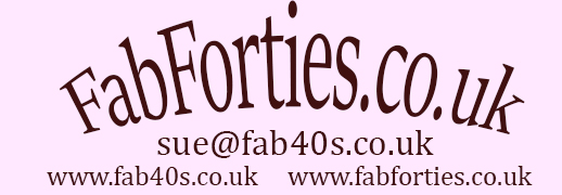 Fab40s Ladies Knitting Patterns from Fab40s.co.uk